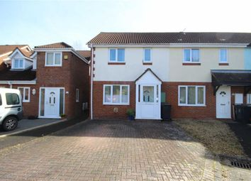 Thumbnail 2 bed end terrace house for sale in Corral Close, Nine Elms, Swindon