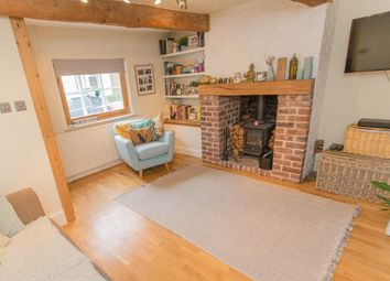 Thumbnail 2 bed cottage for sale in Barton Road, Worsley, Manchester