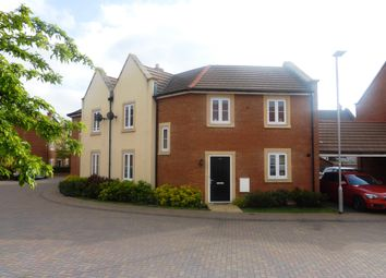 Thumbnail 3 bedroom semi-detached house for sale in Selwood Close, Swindon