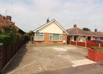 Thumbnail 2 bed detached bungalow for sale in Elmhurst Close, Gorleston