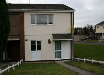Thumbnail 2 bedroom end terrace house to rent in Crown Street, Telford