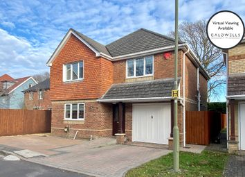Stanford Gardens, Lymington, Hampshire SO41. 4 bed detached house for sale