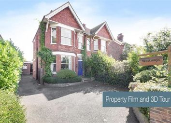 Thumbnail 6 bed semi-detached house for sale in Ersham Road, Hailsham