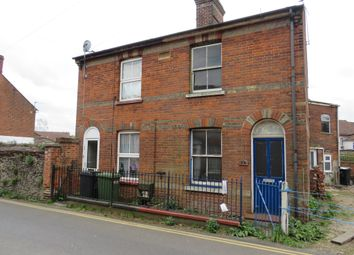 Thumbnail 2 bed semi-detached house for sale in Theatre Street, Dereham