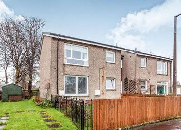 Thumbnail 1 bed flat for sale in St. Andrews Court, Larbert