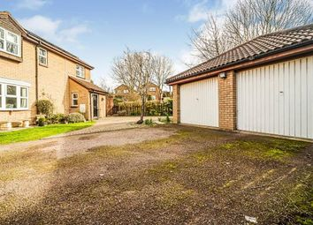 Thumbnail 5 bed detached house for sale in Sanderling Close, Letchworth Garden City, Hertfordshire, England