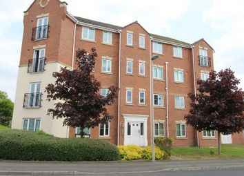 Thumbnail 2 bed flat for sale in North Street, Brierley Hill