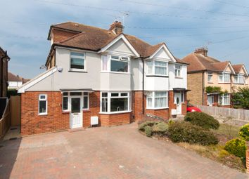 Thumbnail 4 bed semi-detached house for sale in Boleyn Avenue, Margate