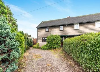 3 bed semi-detached house for sale in Chapel Road, Armitage, Rugeley, Staffordshire WS15