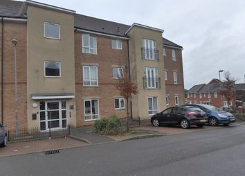 Thumbnail 2 bed flat for sale in Shrawley Avenue, Northfield, Birmingham