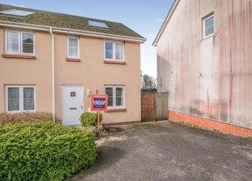 Thumbnail 2 bed end terrace house for sale in Bodmin, Cornwall, .