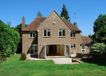 Thumbnail 4 bed detached house to rent in Sandy Lodge Road, Rickmansworth