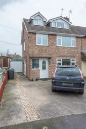 Thumbnail 4 bed semi-detached house for sale in Spinney Rise, Nottingham, Nottinghamshire