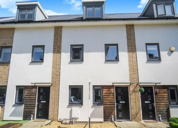 Thumbnail 4 bedroom terraced house for sale in Hammonds Drive, Peterborough