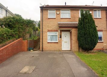 Thumbnail 2 bed semi-detached house for sale in The Gastons, Lawrence Weston