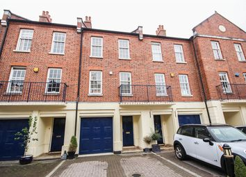 Thumbnail 3 bed terraced house for sale in Drakes Court, Quayside Walk, Marchwood, Southampton