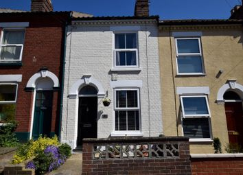 Thumbnail 2 bedroom terraced house for sale in Junction Road, Norwich