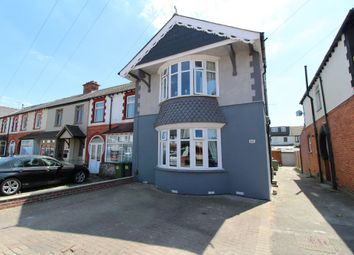 Thumbnail 5 bed end terrace house for sale in Chatsworth Avenue, Cosham, Portsmouth