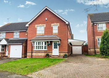 Thumbnail 4 bed detached house for sale in Grayling Road, Pinewood, Ipswich