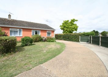 Thumbnail 2 bed semi-detached bungalow for sale in Birch Avenue, Great Bentley, Colchester