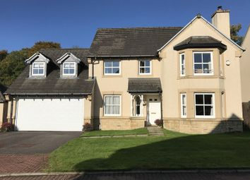 Thumbnail 4 bed detached house for sale in Moss Side Road, Biggar