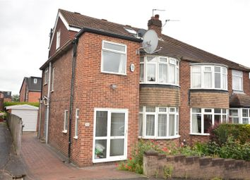 Thumbnail 5 bed semi-detached house for sale in High Moor Crescent, Moortown, Leeds
