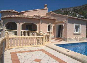 Thumbnail 3 bed villa for sale in Benitachell Inc Cumbre Del Sol, Alicante, Costa Blanca. Spain