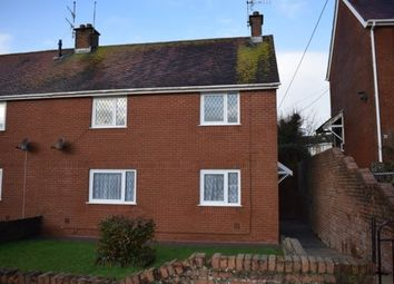 Thumbnail 3 bed property to rent in Maes Yr Haf, Llanelli