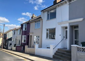 Thumbnail 3 bedroom flat to rent in Lynton Street, Brighton