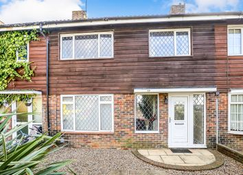 Thumbnail 3 bedroom terraced house for sale in Cuckmere Crescent, Gossops Green, Crawley