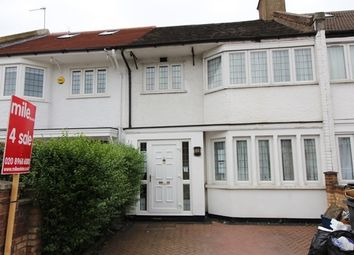 Thumbnail 3 bed terraced house for sale in Hamilton Road, Golders Green, London