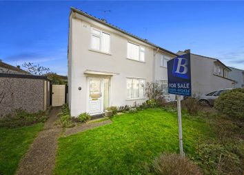 3 bed semi-detached house for sale in Rothbury Road, Chelmsford, Essex CM1