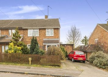 Thumbnail 3 bedroom semi-detached house for sale in Spring Drive, Stevenage, Hertfordshire, England