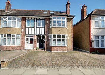 Thumbnail 4 bedroom end terrace house for sale in Ladysmith Road, Enfield