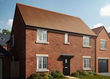 """Thumbnail 4 bed detached house for sale in """"The Casterton"""" at Holden Close, Biddenham, Bedford"""