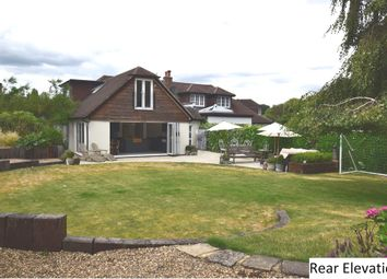 Thumbnail 5 bed semi-detached house for sale in Dorney Grove, Weybridge, Surrey