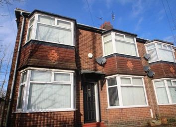 Thumbnail 2 bed flat to rent in Deanham Gardens, Newcastle