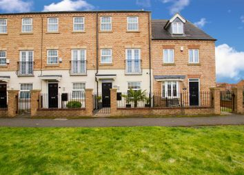 Thumbnail 3 bed town house for sale in Blakeney Mews, Dinnington, Sheffield