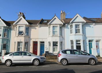 Thumbnail 4 bed terraced house for sale in Ruskin Road, Hove