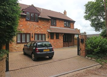 Thumbnail 5 bed detached house for sale in Golf Lane, Whitehill, Bordon, Hampshire