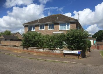 Thumbnail 1 bed property for sale in Hereward Close, Wivenhoe, Colchester