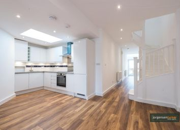 Thumbnail 2 bed town house to rent in St Andrews Road, East Acton, London