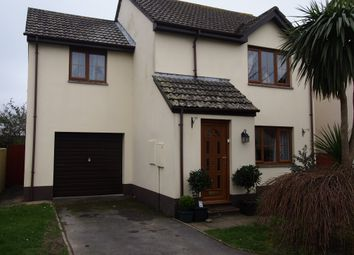 Thumbnail 3 bedroom detached house for sale in Capern Close, Wrafton, Braunton