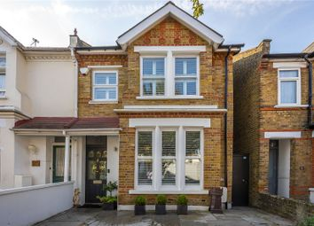 Albany Road, Ealing W13. 4 bed semi-detached house