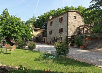 Thumbnail 6 bed farmhouse for sale in Parrano, Parrano, Terni, Umbria, Italy