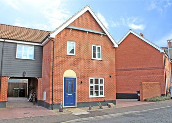 Thumbnail 3 bed detached house for sale in Reeds Way, Loddon, Norwich, Norfolk