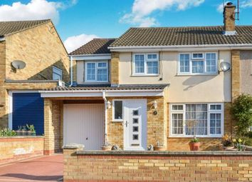 Thumbnail 4 bedroom semi-detached house for sale in Coleridge Close, Bletchley, Milton Keynes
