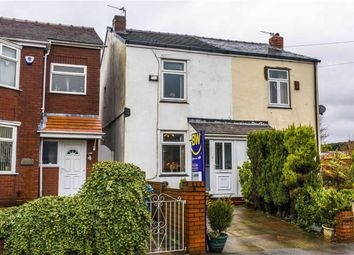 Thumbnail 2 bedroom semi-detached house for sale in Sale Lane, Tyldesley, Manchester