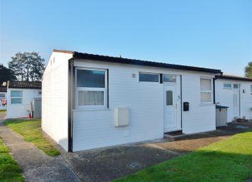 Thumbnail 2 bed mobile/park home for sale in Castlehill Park, London Road, Clacton-On-Sea