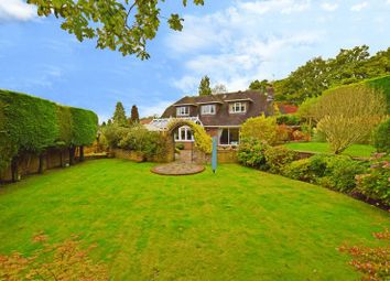 Thumbnail 4 bed detached house for sale in Crowborough Road, Nutley, Uckfield